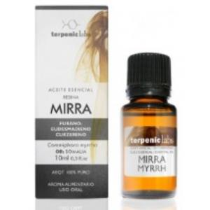 MIRRA aceite esencial alimentario 10ml.