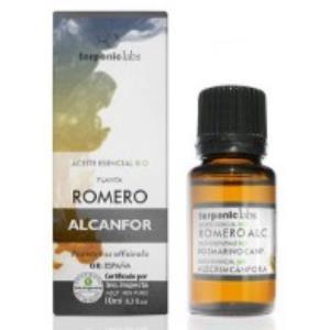 ROMERO ALCANFOR aceite esencial BIO 10ml.