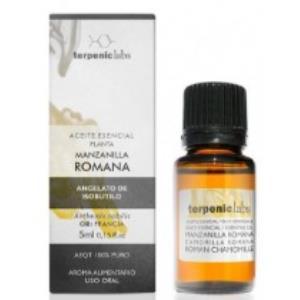 MANZANILLA ROMANA aceite esencial alimentario 5ml.