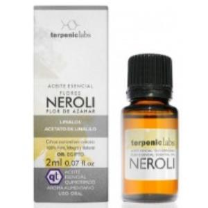 NEROLI aceite esencial alimentario 2ml.