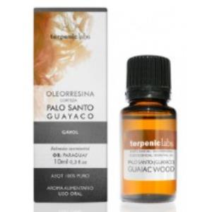 PALO SANTO resina aceite esencial alimentario 10ml