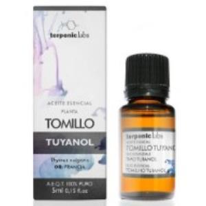 TOMILLO TUYANOL aceite esencial alimentario 5ml.