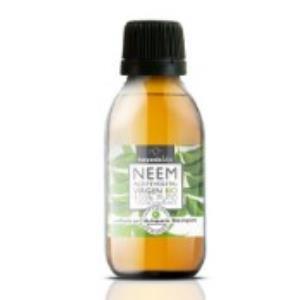 NEEM VIRGEN BIO aceite vegetal 100ml.