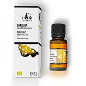CURCUMA aceite esencial alimentario 10ml.
