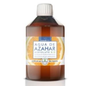 AGUA DE AZAHAR hidrolato alimentario BIO 250ml.