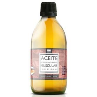 MUSCULAR aceite masaje 500ml.
