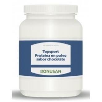 TOPSPORT proteina plus polvo sabor chocolate 750gr
