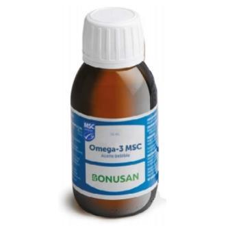 OMEGA 3 MSC aceite bebible 58ml.