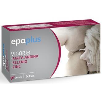 EPAPLUS vigor + 60perlas