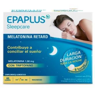 EPAPLUS melatonina Retard-Triptofano 60comp