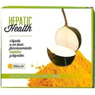 HEPATIC HEALTH forte 30cap.