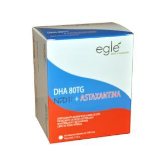 NPD1 DHA + astaxantina 60cap.