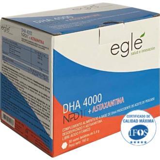 DHA 4000 NPD1 + astaxantina 30x5ml.
