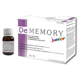 DEMEMORY junior 20viales