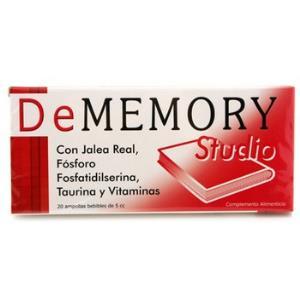 DEMEMORY studio 20amp.