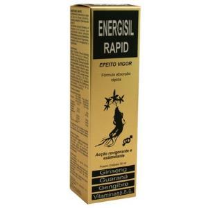 ENERGISIL rapid frasco unidosis