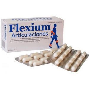 FLEXIUM articulaciones 60cap.