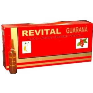 REVITAL guarana 20amp.