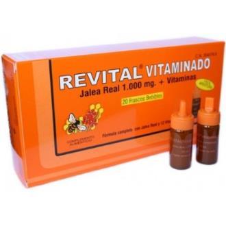 REVITAL vitaminado 20amp.