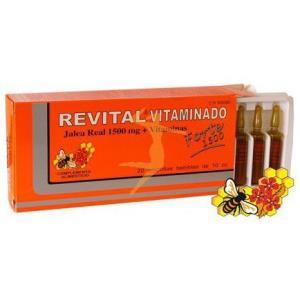REVITAL vitaminado forte 20amp.
