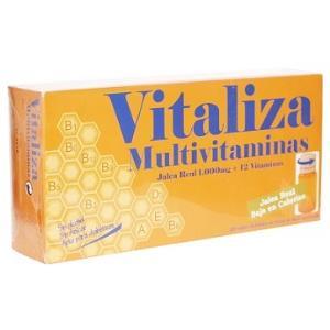 VITALIZA multivitaminas 20viales