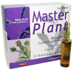 MASTER PLANT alcachofa 10amp.
