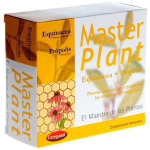 MASTER PLANT echinacea y propolis 10amp.