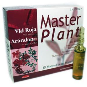MASTER PLANT vid roja y arandanos 10amp.