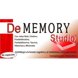 DEMEMORY studio 60cap.