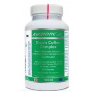 GREEN COFFEE cafe verde complex 90cap.