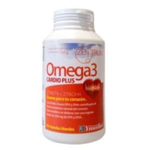 ZENTRUM omega 3 cardio plus 60cap.