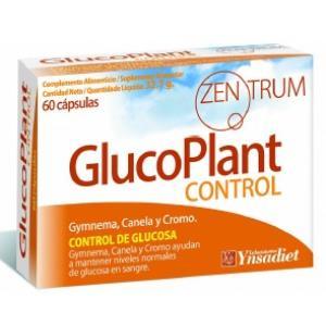 GLUCOPLANT CONTROL 60cap.