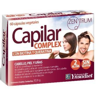 CAPILAR COMPLEX 60cap.