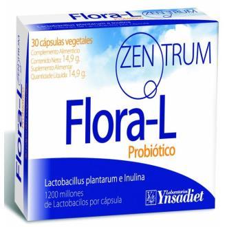 ZENTRUM FLORA-L 30cap.