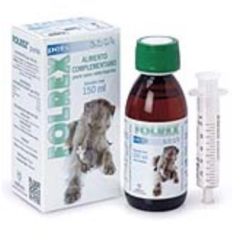 FOLREX PETS 150ml. veterinaria