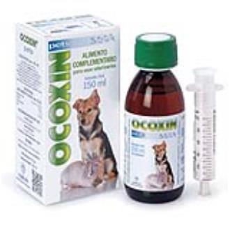 OCOXIN PETS 150ml. veterinaria