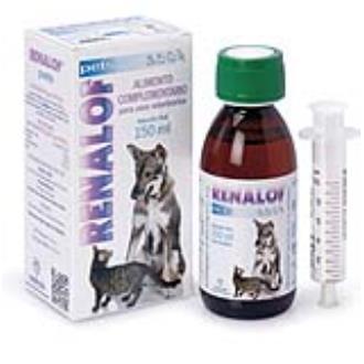 RENALOF PETS 150ml. veterinaria