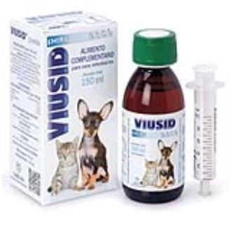 VIUSID PETS 150ml. veterinaria
