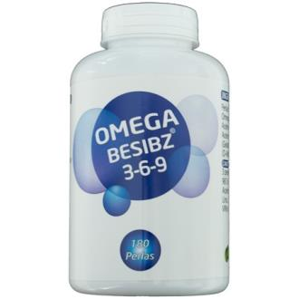 OMEGABESibz 3-6-9 180perlas