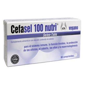 CEFASEL 100nutri 60comp.