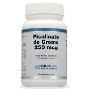 PICOLINATO DE CROMO 60cap. veg.