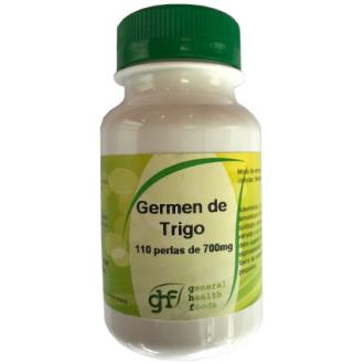 GERMEN DE TRIGO 500mg. 110perlas