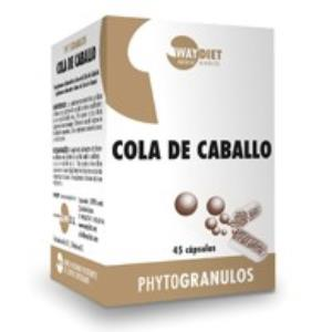 COLA DE CABALLO phytogranulos 45caps.