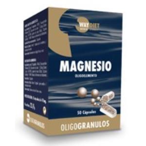 MAGNESIO oligogranulos 50caps.