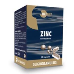 ZINC oligogranulos 50caps.