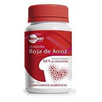 LEVADURA ROJA DE ARROZ 250mg. 120caps.