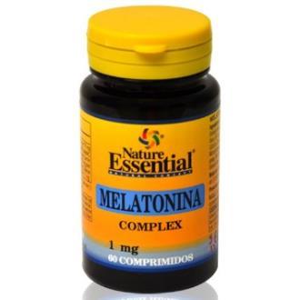 MELATONINA complex 1mg. 60comp.