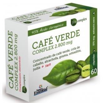 CAFE VERDE COMPLEX 2800mg. 60cap.