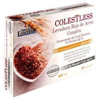COLESTLESS (levadura roja arroz) 30cap.