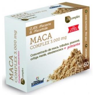 MACA COMPLEX 3000mg. 60cap.
